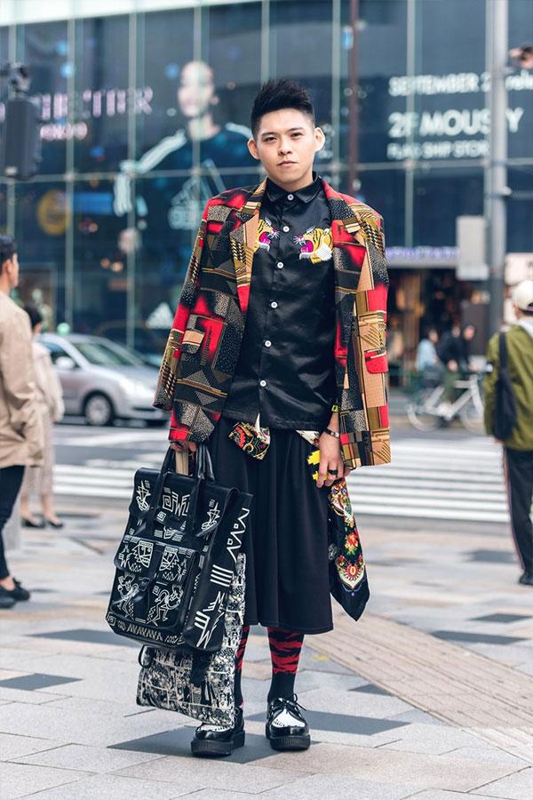 Неделя моды в Токио. Весна-лето 2020