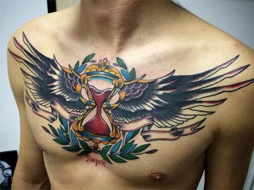 Неотрадиционный стиль татуировок