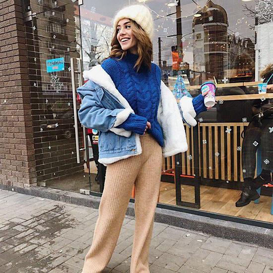 Теплая зимняя куртка 2019 2020 от украинского бренда Бочарова