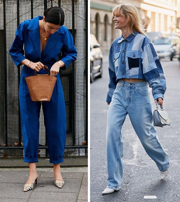 С чем носить джинсы: образы