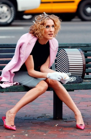 Кэрри Бредшоу и ее обувь
