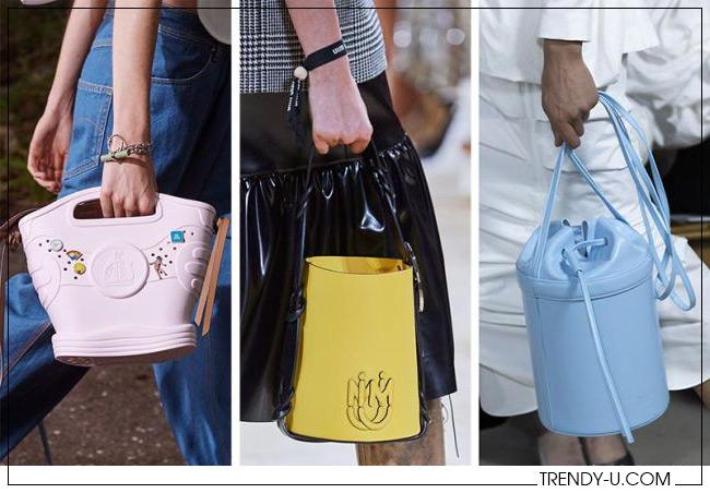 Модные сумки для лета 2020 от Lanvin, Miu Miu и Awake