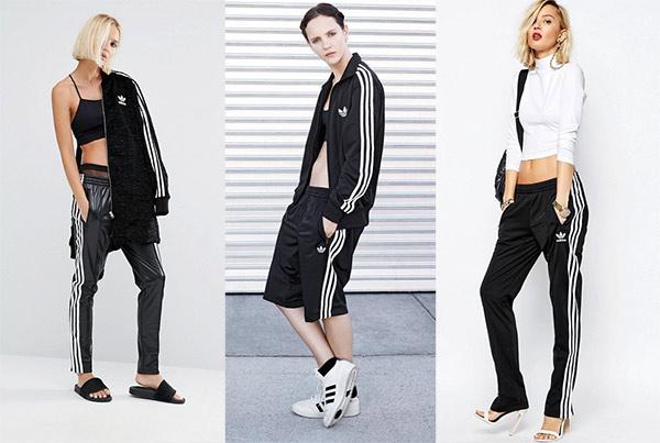 Образы из lookbook by Adidas 2020