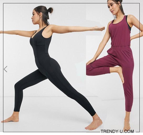 Комбинезоны для йоги ASOS