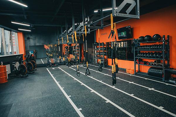 Тренировки TRX в Киеве