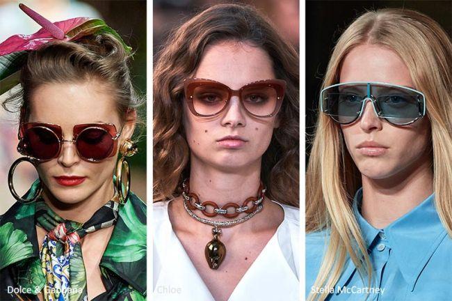 Женские солнцезащитные очки 2020: Dolce&Gabbana, Chloe, Stella McCartney