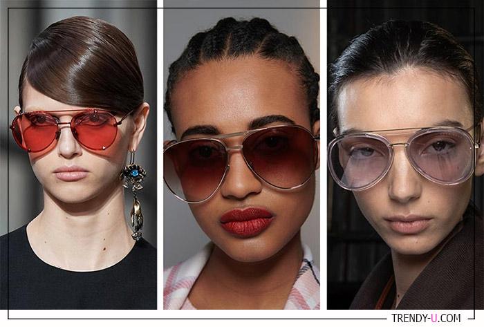 Солнцезащитные очки из коллекций Valentino, Ralph & Russo и Boss