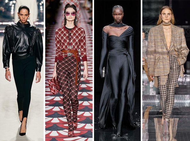 Леггинсы - модный тренд осень-зима 2020-2021