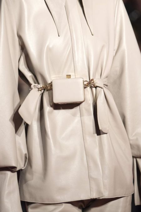 Поясная сумка-коробка из коллекции 16Arlington