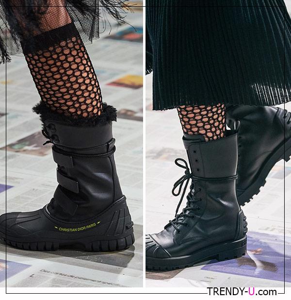 Женские ботинки 2020
