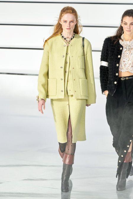 Карамельный блонд - модный цвет волос осень-зима 2020-2021