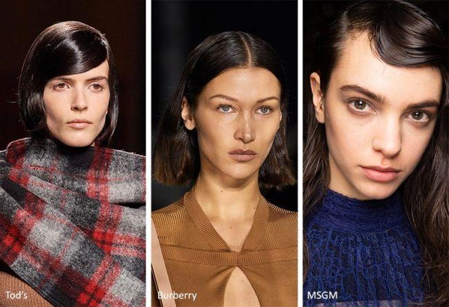 Какой оттенок волос будет в моде зимой 2021 - шоколадный