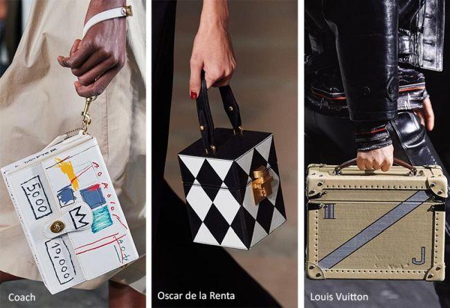Сумка-коробка - какие сумки будут в моде в сезоне осень-зима 2020-2021