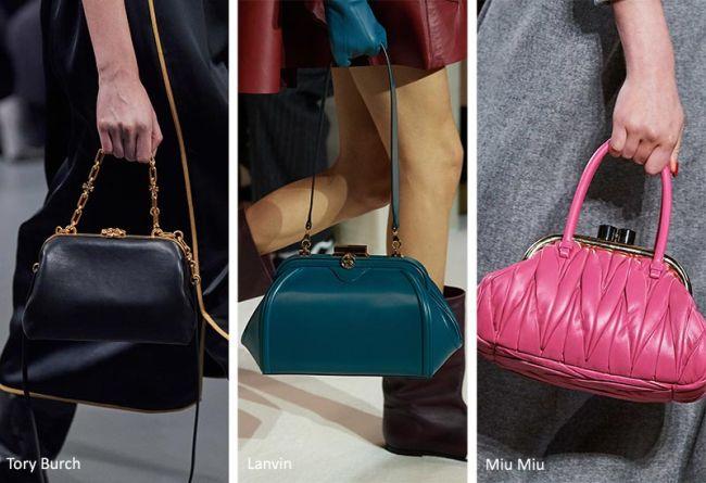 Модные винтажные сумки осень-зима 2020-2021
