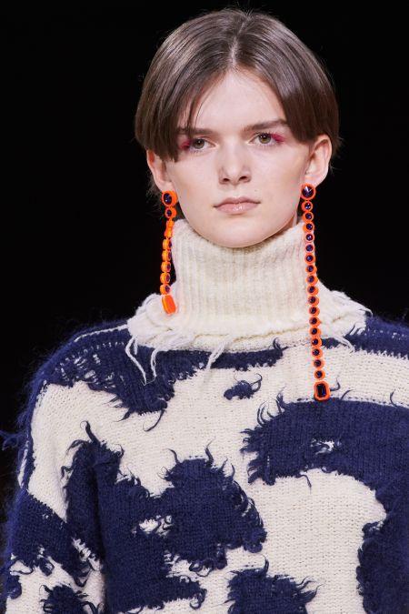 Модная бижутерия сезона осень-зима 2020-2021. Коллекция Off-White
