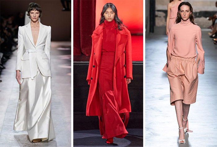Модные образы 2020