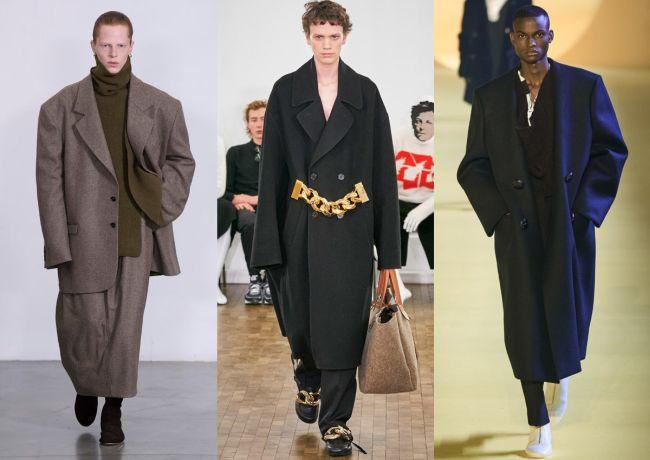 Объемный пиджак и пальто - модный тренд весны 2021