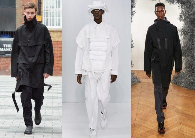 Функциональная мужская одежда - модные тренды весна-лето 2021