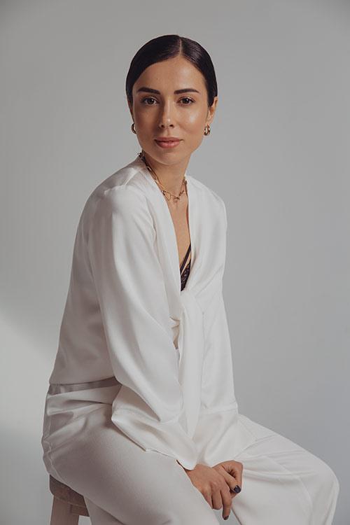 Лера Корж, соосновательница школы здорового тела