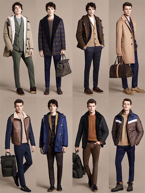 Образы в стиле smart casual для мужчин для осени или весны