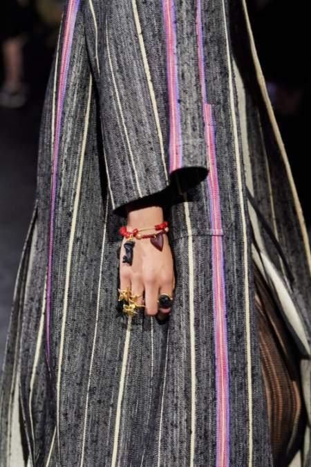 Тонкий браслет с подвесками Dior