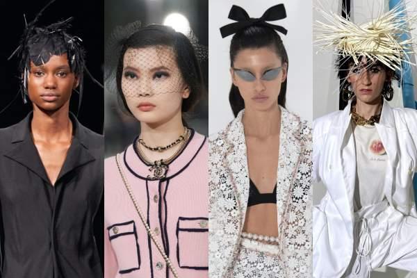 Аксессуары для волос - горячий тренд будущей весны
