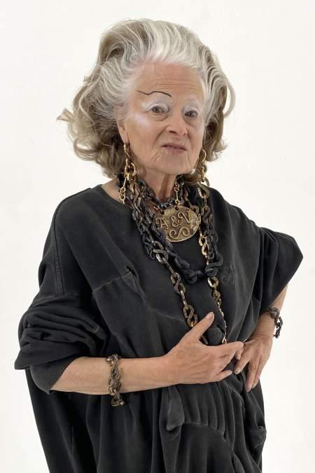 Набор украшений из цепей с крупными звеньями Vivienne Westwood
