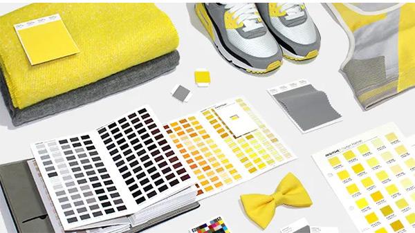 Самые модные цвета года - серый и насыщенный желтый