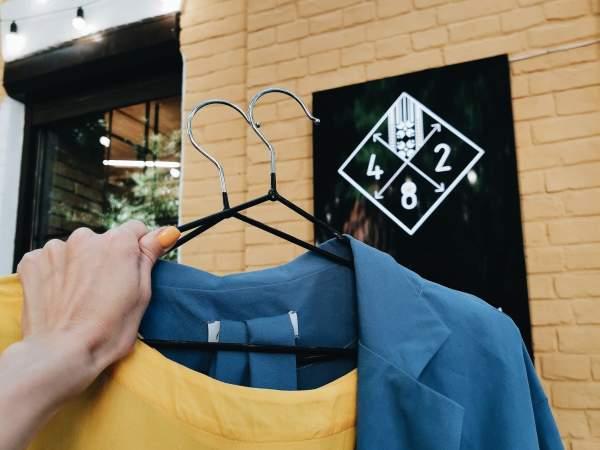 Магазин украинских брендов 482 Store