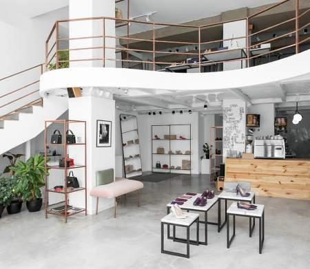Магазин украинской дизайнерки Kachorovska