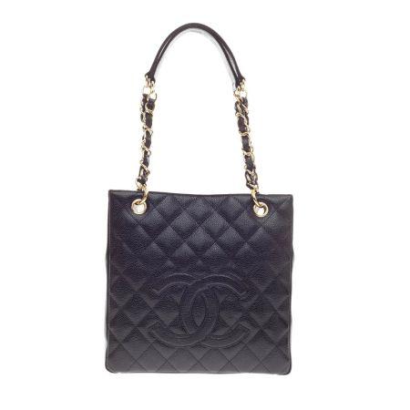 Черная сумка Petite Shopping Tote