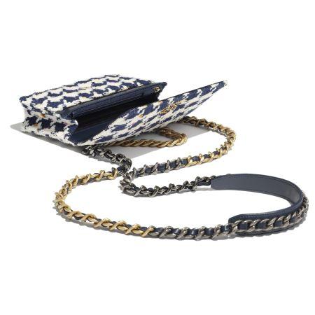 Модель сумки Chanel Wallet on chain