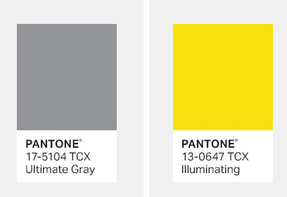 Самые модные цвета года по Pantone