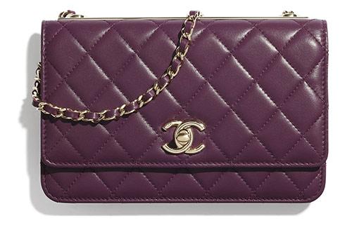 Сумка Chanel Wallet on Chain, цена $ 3100