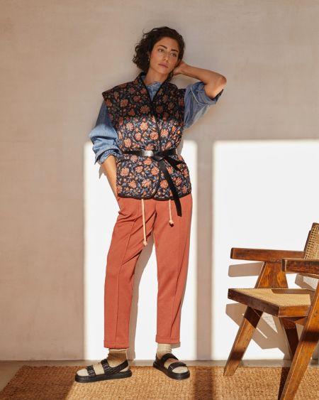 Весенний образ из коллекции испанского бренда Mango