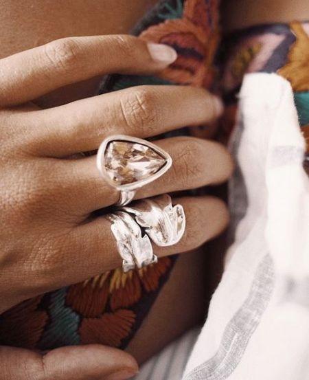 Кольца от испанского бренда UNO de 50