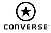Логотип спортивного американского лейбла Converse