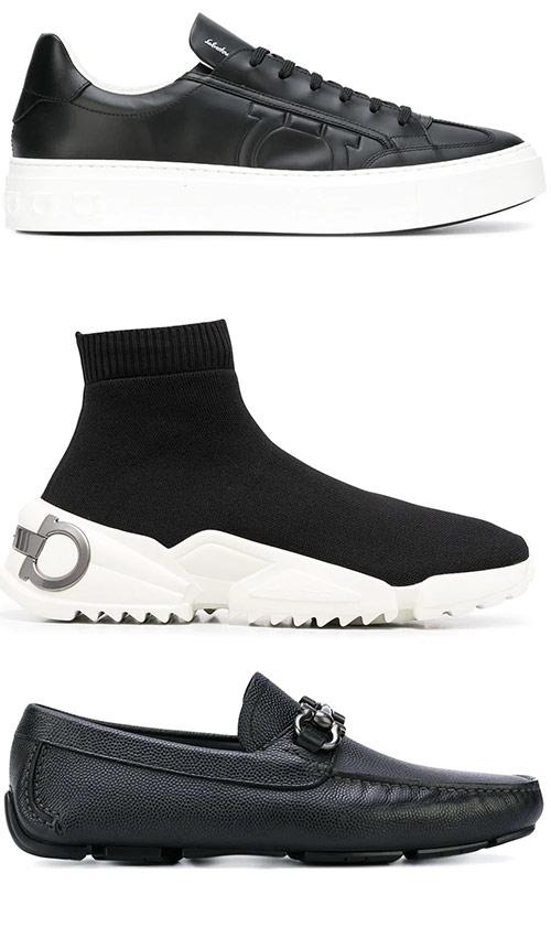 Обувь для мужчин от итальянского бренда