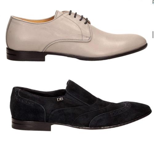 Лейбл Loriblu, мужская обувь