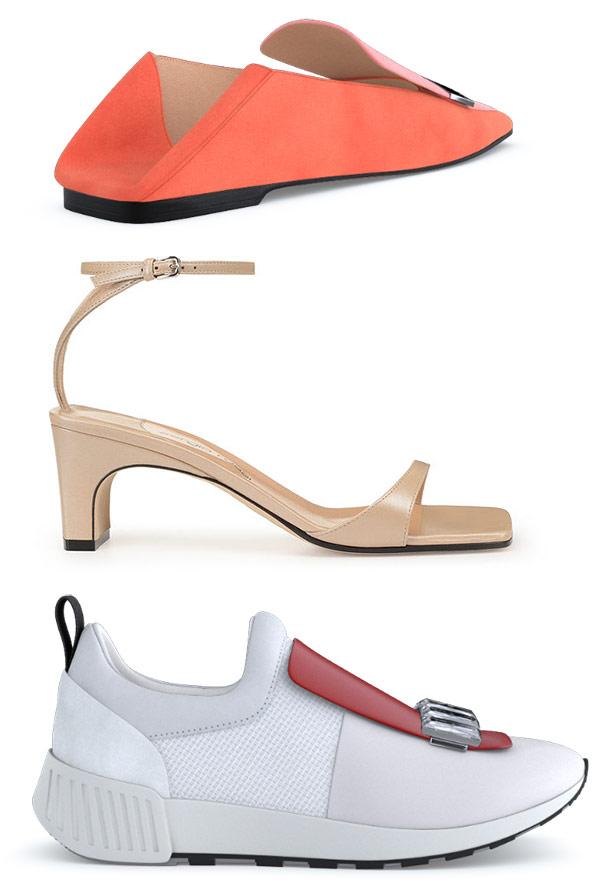 Женская обувь Sergio Rossi