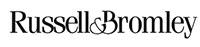 Логтип английского обувного бренда Рассел эн Бромли