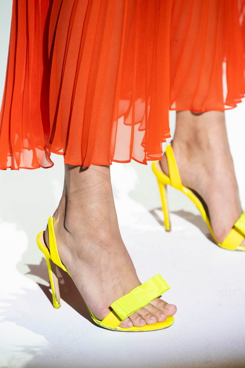 наивный романтизм в обуви тренды 2021
