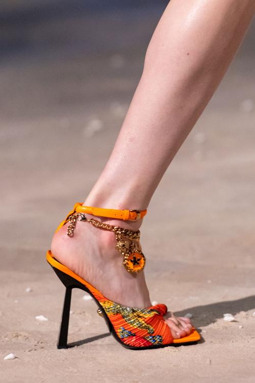 нарядная обувь лето 2021