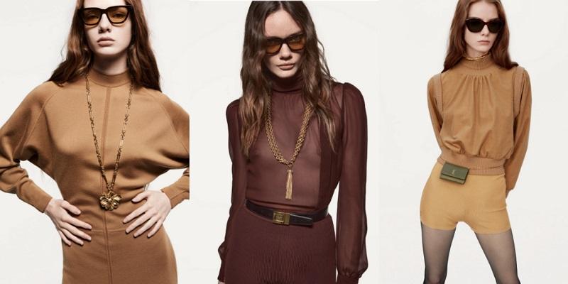 модные очки 2021 коричневые линзы