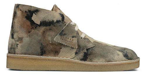 Ботинки мужские Clarks, ценник £140
