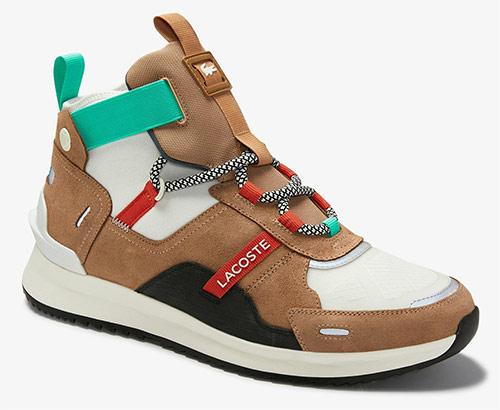 Мужские кроссовки от Lacoste