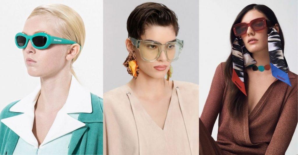 актуальные очки весна-лето 2021
