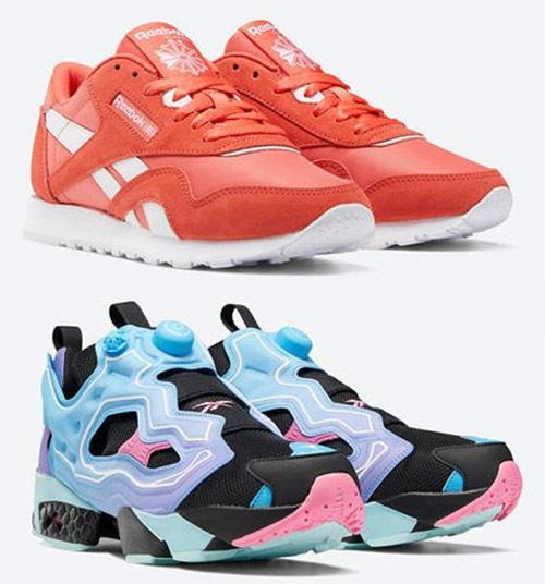Спортивная обувь от Rebook, мужская и женская