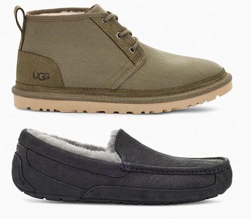 Мужская обувь от марки UGG