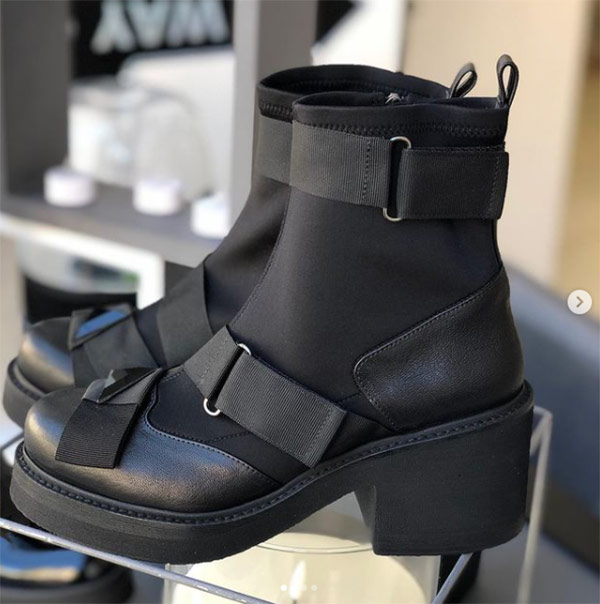 Ботинки из интернет-магазина Miss Shoes Odessa